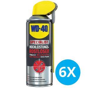 WD-40 kruipolie - 400 ml - 6 stuks