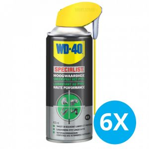 WD-40 Specialist PTFE smeerspray 400 ml - 6 stuks