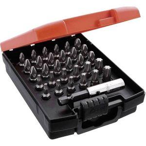 Wiha 31-delige kruiskop bitset in casette