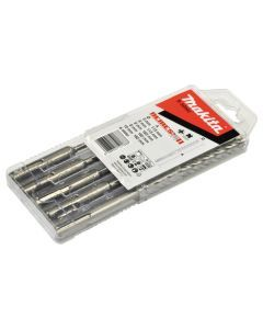 Makita B-58992 5-delige SDS-PLUS NEMESIS 2 betonborenset 5/6/8/10 mm