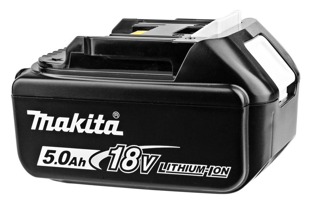 Makita Accu 18V 5,0Ah - BL1850B