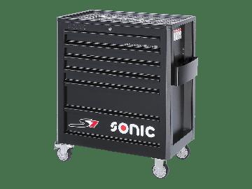 Sonic gereedschapswagens